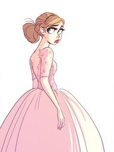 Princesa levanta esa cabeza que la corona se te cae