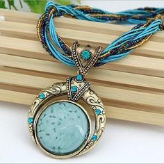 Cheap pendant ice, Buy Quality necklace pendant directly from China necklace bird Suppliers: Collier Femme Women Pendant Accessories Vintage Statement Necklaces & Pendants Collar Mujer Boho Bohemian Colar Jewelry Bijoux Colar Fashion, Fashion Necklace, Fashion Jewelry, Fashion Fashion, Men's Jewelry, Women Jewelry, Gemstone Jewelry, Jewelry Watches, Vintage Jewelry
