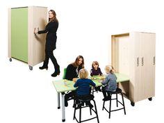 Leerpleinen reinders meubilair leerplein labo for Meubilair basisschool
