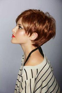 Pleasant Stylish Short Haircuts Women Img646F4654Ecb179B62 Hair Style Short Hairstyles Gunalazisus