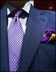 Fresco Artling Suit - Mary Frittolini Shirt - Marinella Tie - Arnys PS
