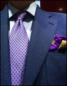 Fresco Artling Suit - Mary Frittolini Shirt - Marinella Tie - Arnys PS