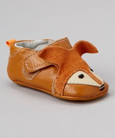 Suede Fox Bootie