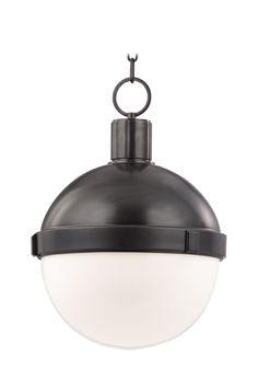 One Light Pendant