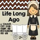 """I added """"LIFE LONG AGO -COMMON CORE INFORMATIONAL TEXT UNIT"""" to an #inlinkz linkup!http://www.teacherspayteachers.com/Product/Life-Long-Ago-Common-Core-Informational-Text-Unit-1531230"""