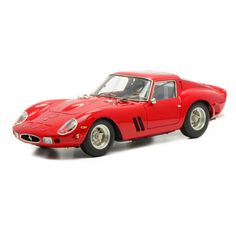CMC 1/18スケール <BR>フェラーリ 250 GTO 1962<BR>カラー:レッド <br>【送料無料】