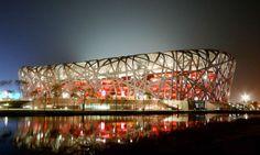 Herzog & de Meuron, Arupsport · Beijing Olympic Stadium
