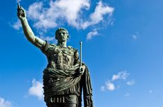 I got Julius Caesar! Which Historical Conqueror Are You? Take the quiz now!