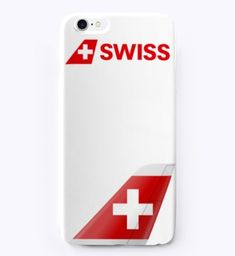 iPhone Case of Swiss International Air Lines for all iPhone in many different colors