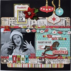 A Project by gumpgirl from our Scrapbooking Gallery originally submitted 12/06/11 at 08:20 AM