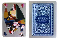 Paolo Passoni, «Bocca di rosa», 2016. Opera finalista della XV edizione del Premio Fabrizio De André «Parlare Musica» - Premio sezione Pittura. Playing Cards, Opera, Pink, Musica, Opera House, Playing Card Games, Game Cards, Playing Card