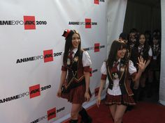 AX 2010 - Red Carpet Event #akb48 #concert #photography #japan #idols