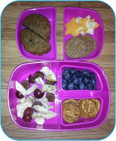 Random Bits: Toddler Lunches #1