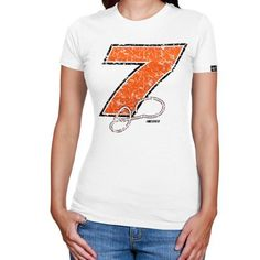 NASCAR Chase Authentics Danica Patrick Ladies #7 Big Number T-Shirt - White (Large) by Football Fanatics. $21.95. Chase Authentics Danica Patrick Ladies #7 Big Number T-Shirt - WhiteDistressed screen print graphicsTagless collarSlim fitOfficially licensed NASCAR productWoven Chase Authentics patchImported100% Cotton100% CottonSlim fitDistressed screen print graphicsWoven Chase Authentics patchTagless collarImportedOfficially licensed NASCAR product
