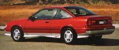 """1989 Chevrolet Cavalier. This is the second """"New"""" car I purchased. It was supposed to be a gift for my then wife. She hated it. Sold it a year later with less than 1000 miles on it."""