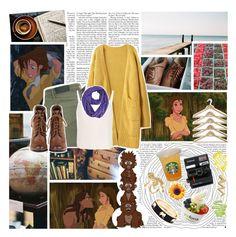 """Favorite Unofficial Disney Princess {Jane} BOTUDH&P"" by brownie-bliss-ala-mode-kitten ❤ liked on Polyvore featuring Zara, Disney, Victoria Beckham, Raey, Pixie, Polaroid, Me & Zena, Fornash and CO"