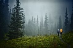 10 Tips For Making Rainy Backpacking Way Better| Verticulture by Outdoor Research