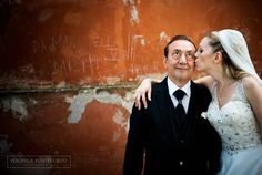 Il padre della sposa. Bride's dad - © Veronica Pontecorvo Photography All Rights Reserved.