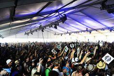 Big Gigantic Crowd @ Hangout 2011