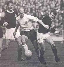 Bobby Charlton, England, Played 1956 -1974 - Click pic to get Sir Bobby Charlton's Autobiography...