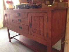gorgeous buffet table