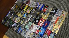 60 Stück Audio Kassetten Tapes BASF SONY DENON HITACHI MAXELL TDK - Sammlung OVP