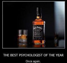 Best psychologist ever:-)