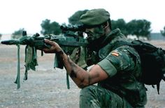 Spanish Special Forces