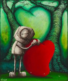 Who Would I be With Out You- Fabio Napoleoni @ Art Center Gallery 1-866-254-6523