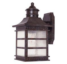 Seafarer Wall Mount Lantern