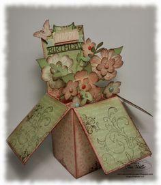 Petite Petals Card in a Box