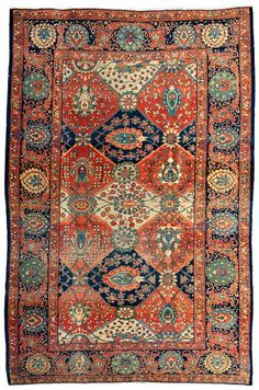 """Bonhams special rug and carpet auction """"Fine Oriental Rugs and Carpets"""" will take place 4 October 2011 in New York.....read more"""
