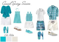 What to Wear for a Spring Family Portrait Session