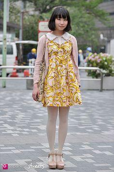 130417-9310 - Japanese street fashion in Shibuya, Tokyo