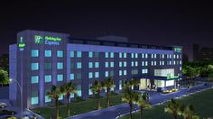 InterContinental Hotels Group (IHG) opens its second Holiday Inn Express in Chennai's Mahindra World City with 140 rooms.