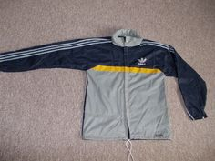 ee16b55de Adidas Ventex cagoule from the late 80 s Adidas Jacket