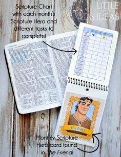 2016-Scripture-Hero-Journal
