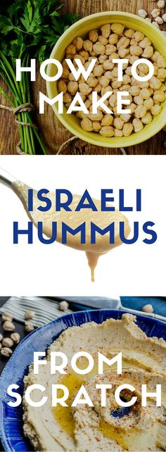 You've seen hummus, the yummy chickpea spread, in stories. Now make it at home!