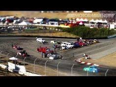 FD Sonoma: Tilt-Shift Formula Drift - YouTube