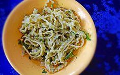 Pesto z pampelišek | Ze zahrady do kuchyně