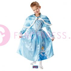 Disney Assepoester Winter Prinses