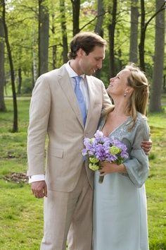 2nd marriage of Princess Margarita