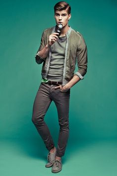 Sexy, yet Casual Mens Fashion  #sexy #men #mens #fashion #neutral #casual #male #males #guy #guys #hot #hotlooks #great #style #styles #hair #clothing #coolmensoutfits  www.gmichaelsalon.com
