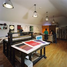 Combining traditional printing techniques with innovative digital technology, Dublin Stoney Road Press has been collaborating with some of Ireland? Corner Desk, Interior, Fine Art, Furniture, Art Prints, Home Decor, Corner Table, Art Impressions, Decoration Home