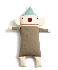 raplapla - nos collections - jouets en tissu pour bébés et enfants - clowns - Spoque