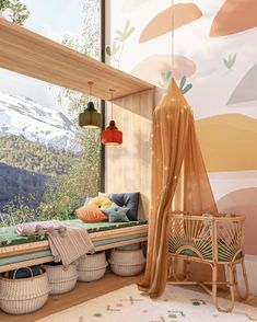 Kids Room Design, Nursery Design, Baby Bedroom, Kids Bedroom, New Room, Custom Homes, Building A House, Interior Design, Outdoor Decor