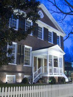 John Marshall House in Richmond, VA