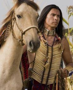 native american with horse - Google Search