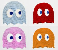 Pacman Hats - just picture