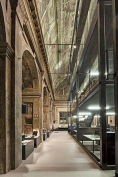 Oficinas propias, Milán, Italia - CLS Architetti Studio - © Ruy Texeira
